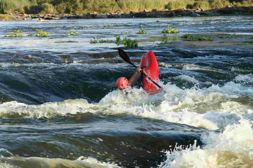Kayak Training